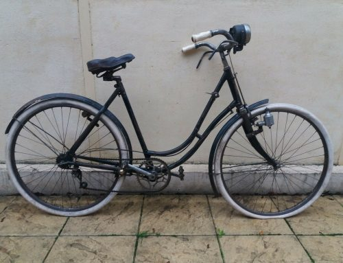 1926 Vélo Terrot Dame